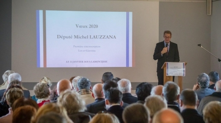 Discours des voeux 2020 à Lamontjoie
